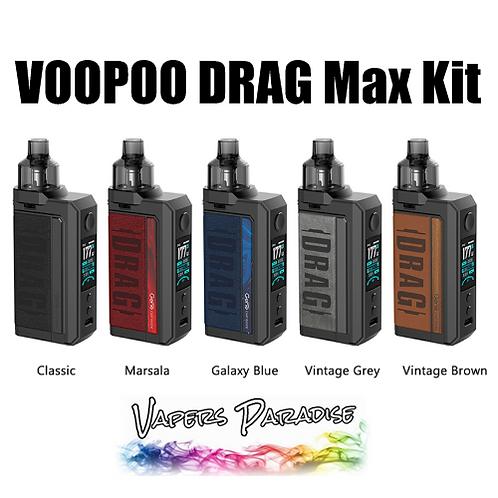 Voopoo Drag Max Kit  FREE P&P