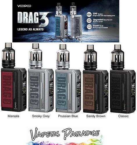Voopoo Drag 3 Kit FREE P&P