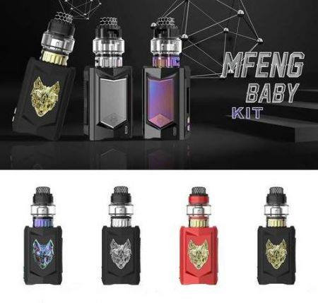 SnowWolf Mfeng Baby 80W Kit – FREE DELIVERY