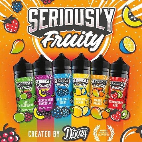 Seriously Fruity by Doozy 120ml Shortfill