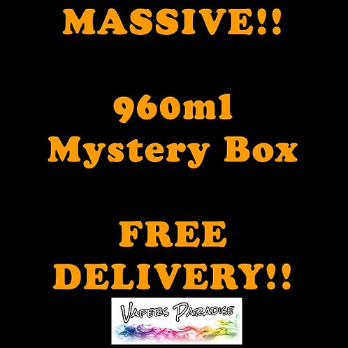 960ml Mystery Box - Free Delivery