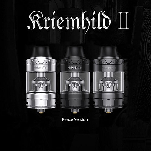Vapefly Kriemhild ll Sub Ohm Tank *PEACE VERSION* Free Liquid and Free Delivery