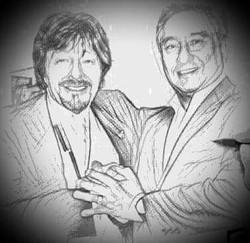 Un Honor tener a Bernardo Avallen Editor