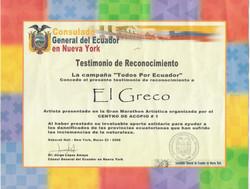 consulate of ecuador in new york usa rec