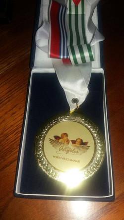 el greco angels award