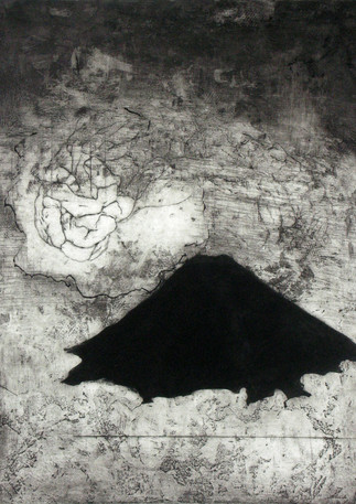 The Mountain | Intaglio
