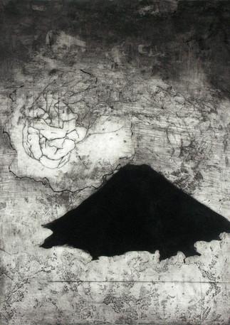 The Mountain | Intaglio