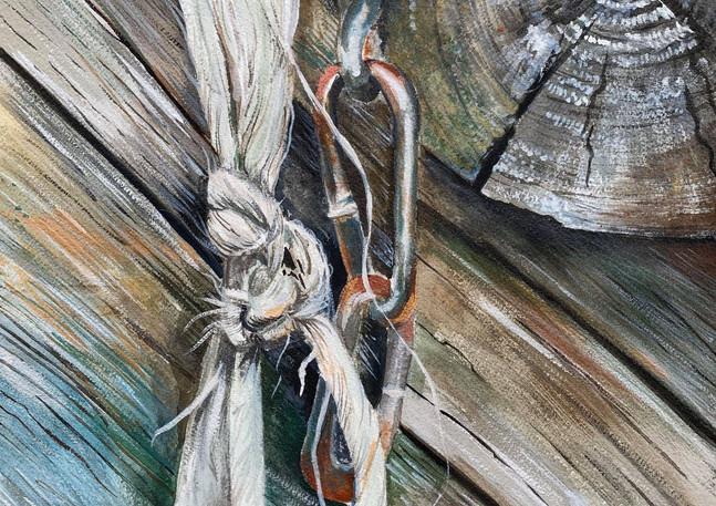 Rustic Woods | Watercolor
