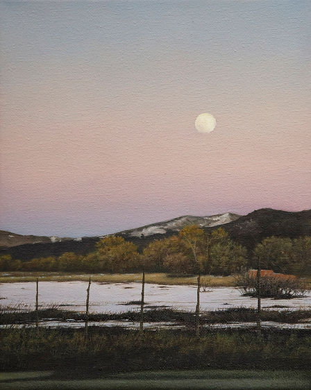 Brandon Rickett - Moonrise over Taos.jpg