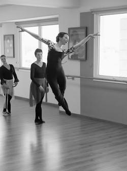 Tatiana v polete fly-in-dance