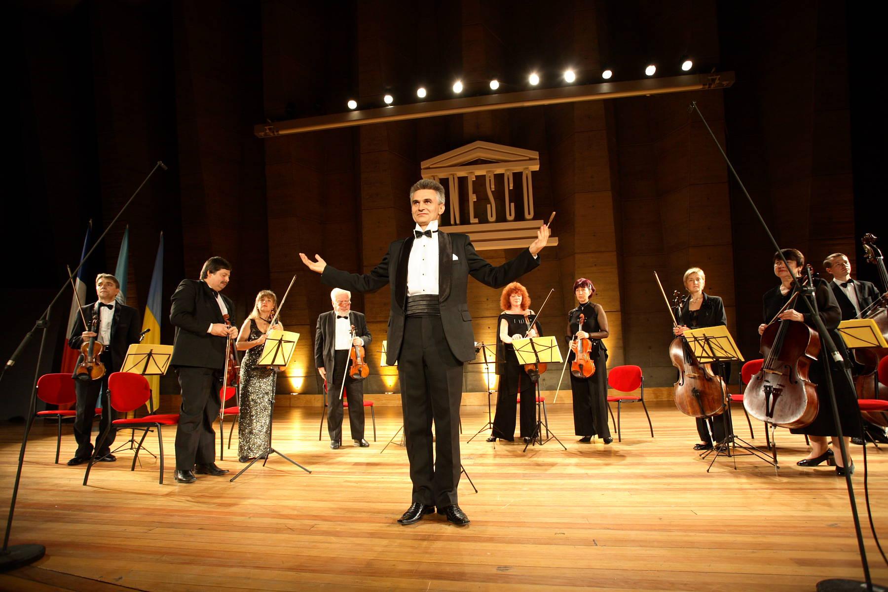 оркестр украины