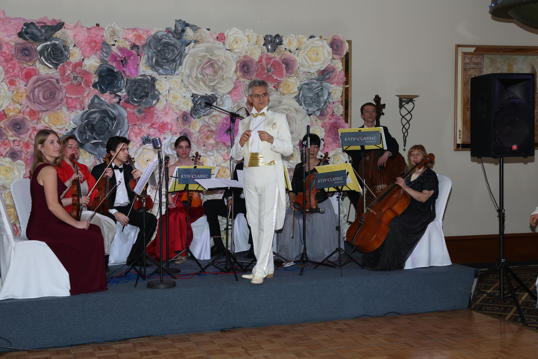 Оркестр в работе