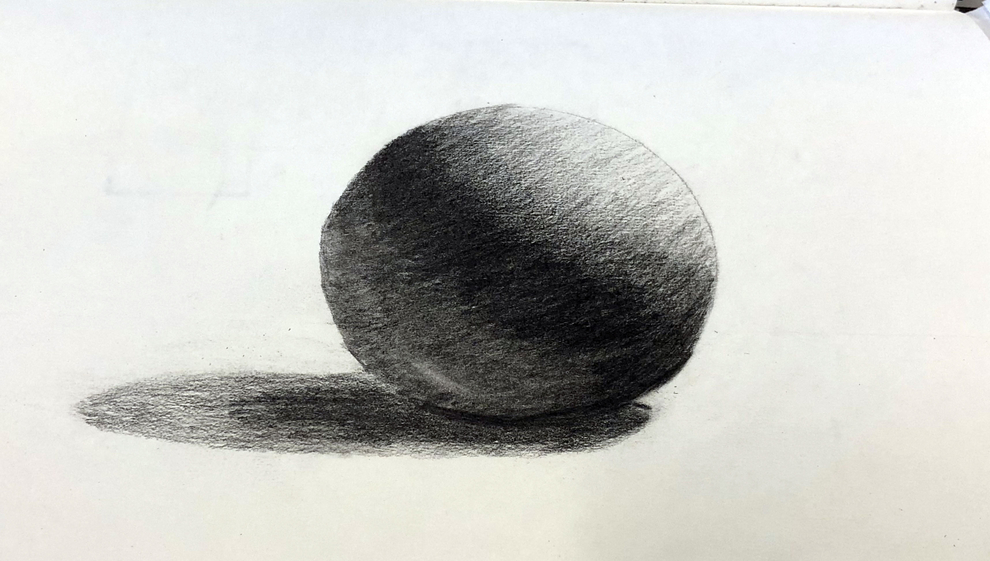 sphere drawing