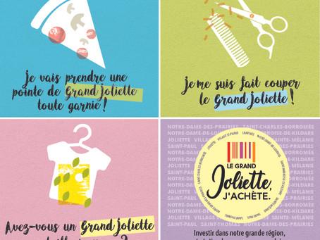 L'Africain Inc. lance sa campagne ce printemps pour la MRC de Joliette