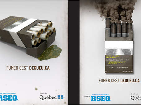 Nouvelle campagne anti-tabac L'Africain Inc. et Jazz 2020