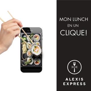 sushi alexis express
