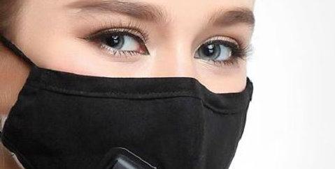 Mascherina PR1 pro con filtro PM 2.5 + valvola