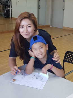 MinKyoung Mina Kim, Afterschool Program Supervisor
