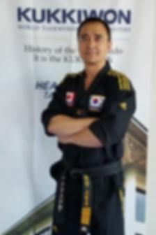 Grandmaster Jung Ko
