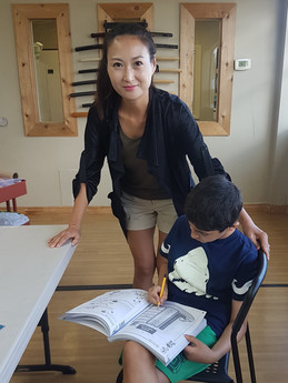 Victoria Lee, Afterschool Program Supervisor