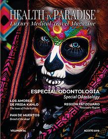 Health In Paradise magazine Agosto 2019