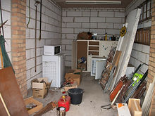 garage clearance in Norfolk