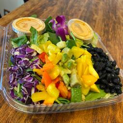Sweet & Spicy Salad