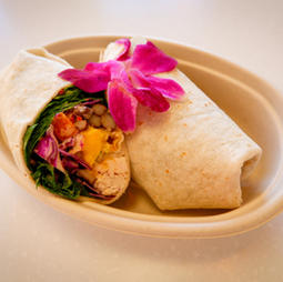 Sweet & Spicy Wrap
