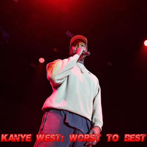 Kanye West: Worst to Best (Discography Ranking)