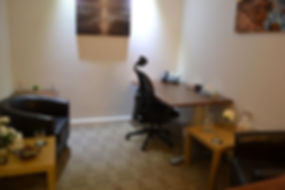 photo of Manchester therapy room