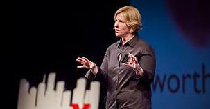 Brene Brown Image and Link