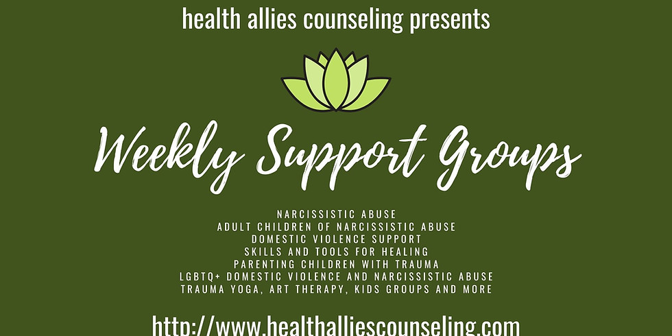 ONLINE Narcissistic Abuse Support Group      (1)