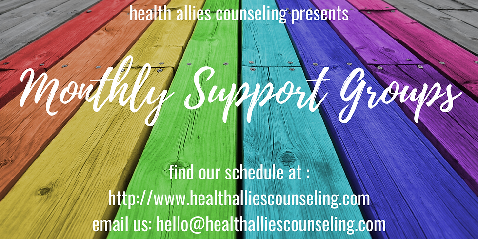 LGBTQ+ Domestic Violence Support Group