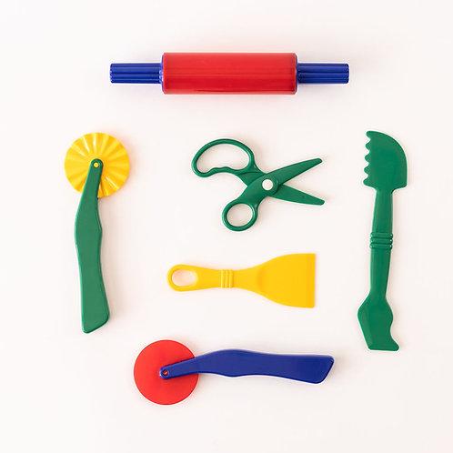 6 Piece Classic Tool Set