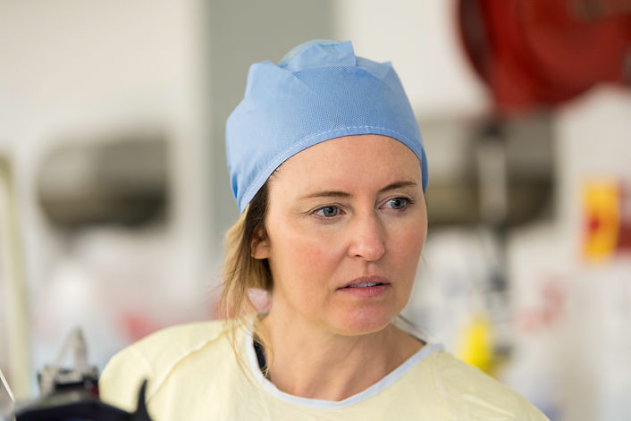 """Enhancing  Tissue Visualization During Minimally Invasive Surgeries"""