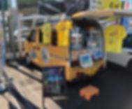 ジラソーレ移動販売車
