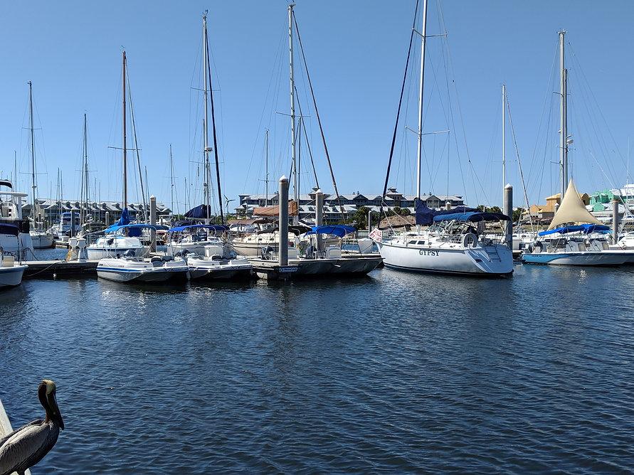 Little Harbor Marina Antigua Cove Wet Slips