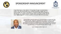 New Sponsorship