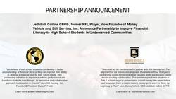 Partnership Announcement (PNG) Money Vehicle