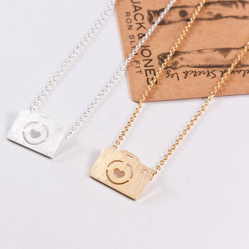 Insta Icon Necklace