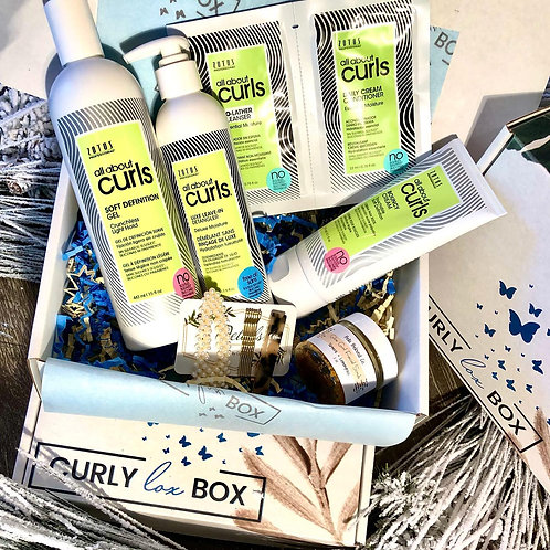 All About Curls Holiday Box