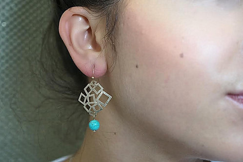BeeHive Earrings