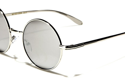 Round Sunglasses 90s inspired.