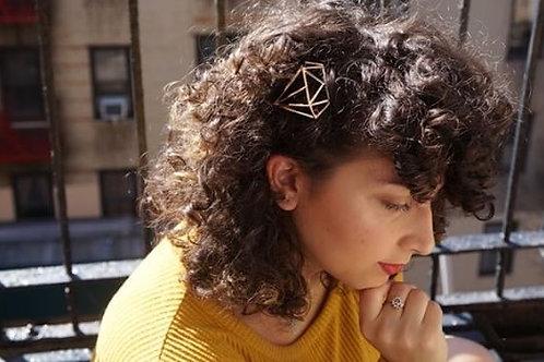 Diamond shape Hair pin.