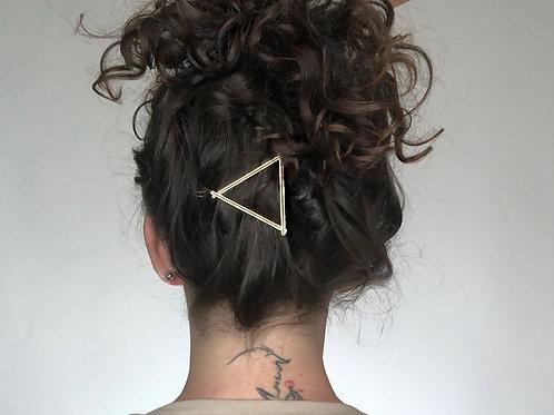 Triangle Hair Pin
