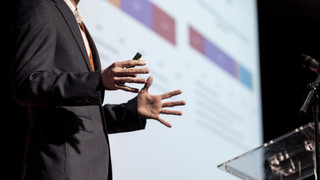 Make your point with Powerpoint