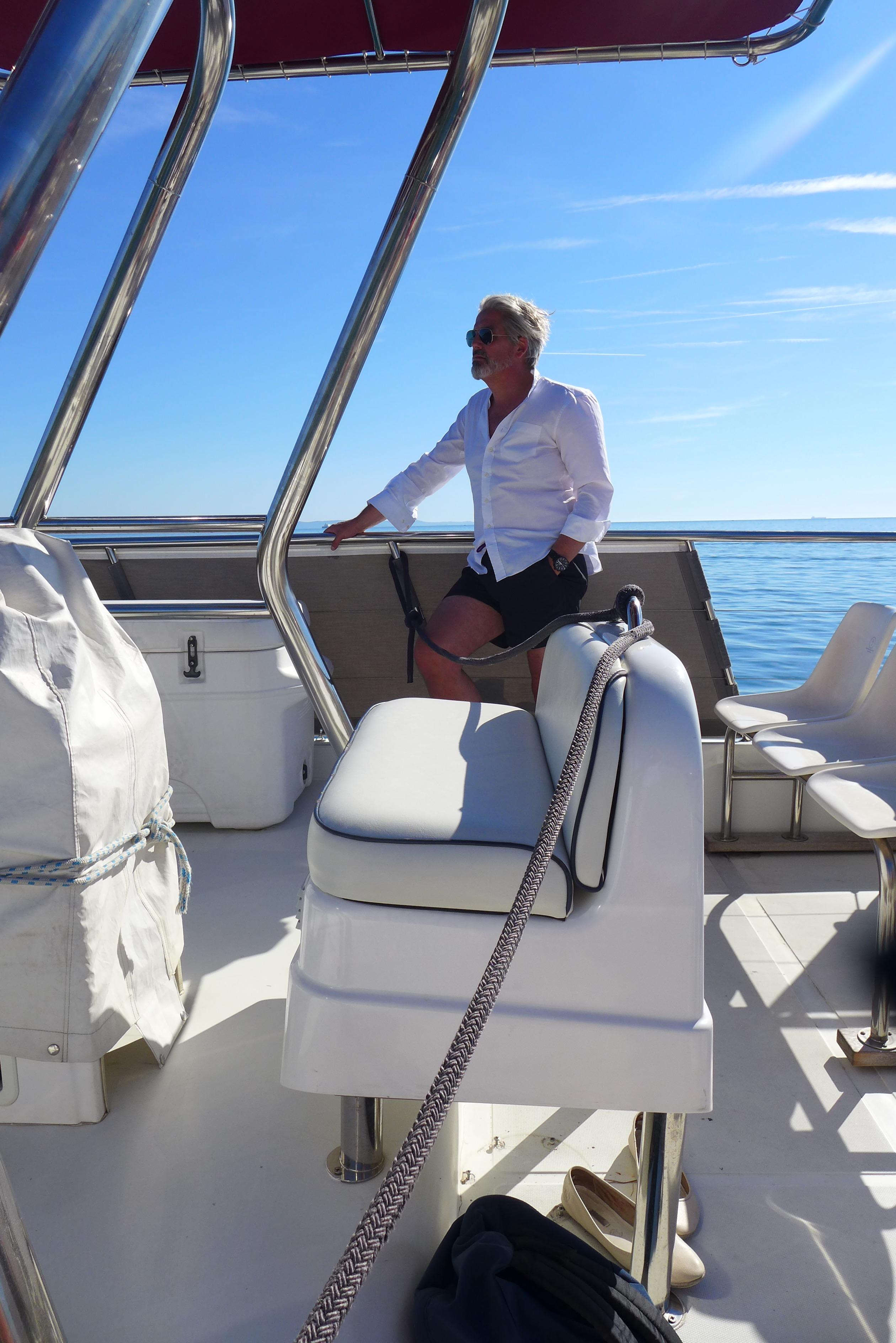 meine yacht...haha