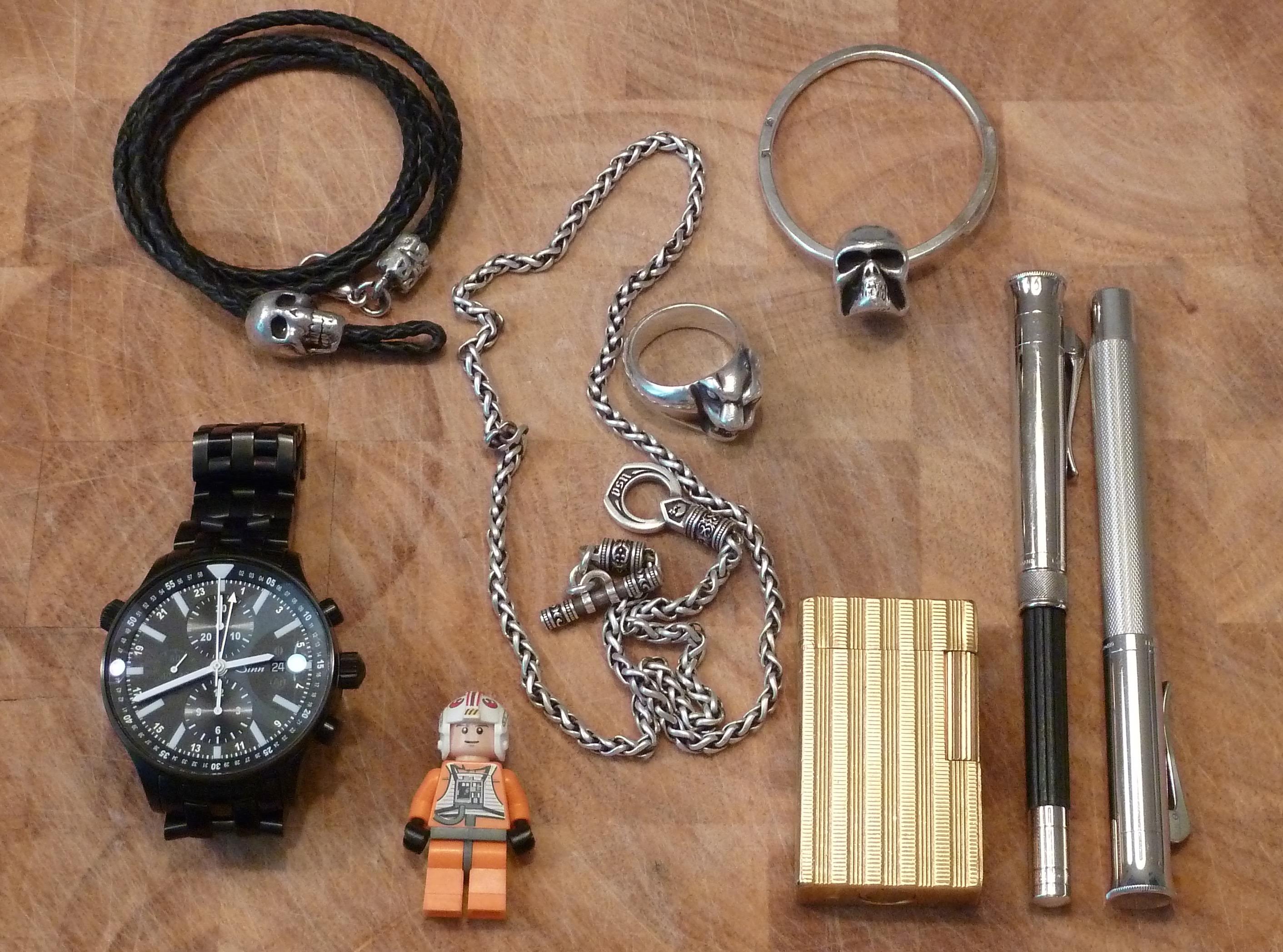 meine accessoires