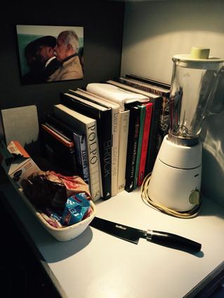 ...Schatz - dein Essen steht im Kochbuch!