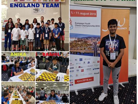 Penguins Shine at European Chess Championships